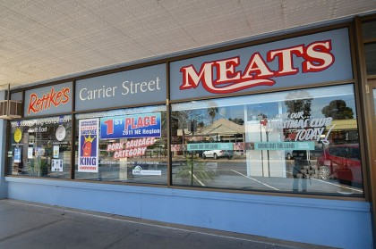 Rettke's Carrier Street Meats