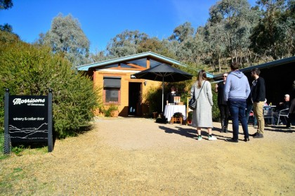 Glenrowan Wine Region