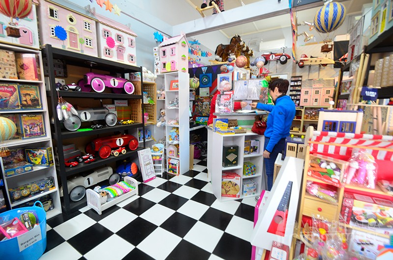 Beth's Toy Shop